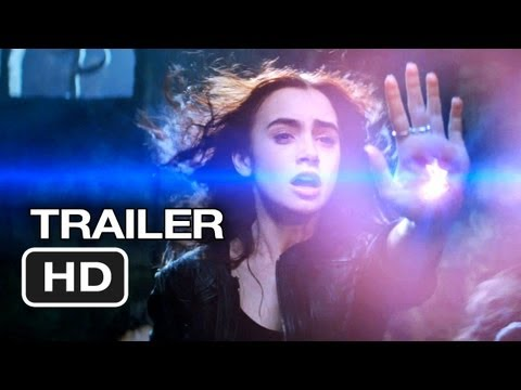 The Mortal Instruments: City of Bones Official Trailer #2 (2013) - Lily Collins Movie HD