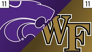 Kansas State vs. Wake Forest Prediction | Who