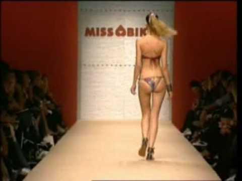 SFILATA MISS BIKINI LUXE SPRING SUMMER  08  – MILANO Fashion week 2007 pt.2