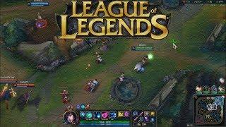 League Of Legends #1