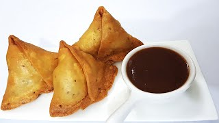 Samosa l Punjabi Samosa Recipe l Indian Food l Cooking with Benazir