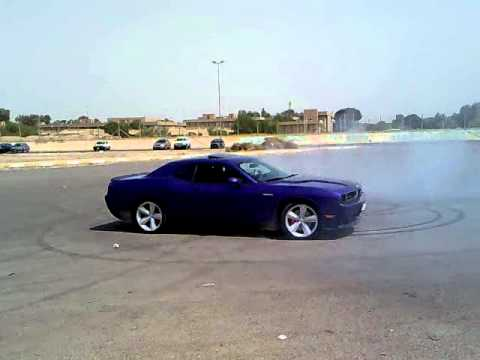 Dodge Challenger SRT8 Iraq Baghdad Music Videos