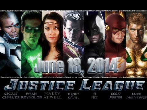 Justice League Movie Release Date June Rumored Youtube