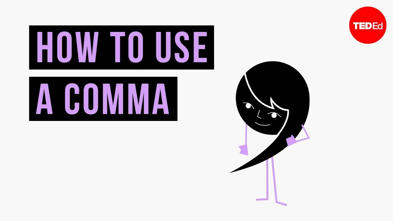 comma helper What this handout is about this handout offers seven easy steps to becoming a comma superhero commas, commas, and more commas commas help your reader figure out.