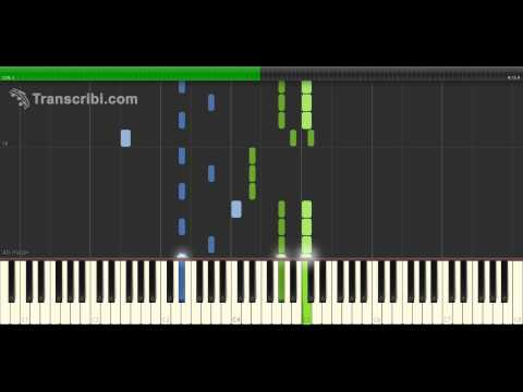 Luke Bryan – Roller Coaster (How To Play On Piano Tutorial)