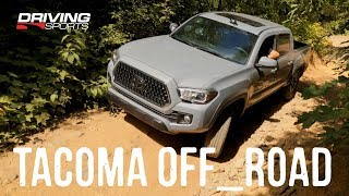 2018 Toyota Tacoma TRD Off-Road Truck Review