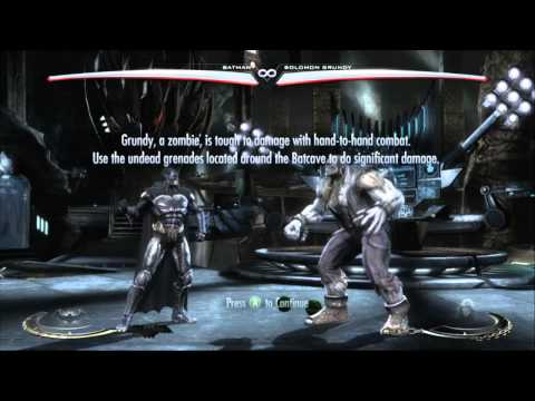 Injustice S.T.A.R. Labs - 3 Stars Missions 1-20 (Superman & Batman)
