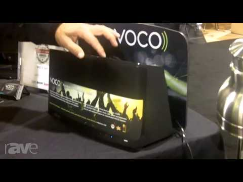 CEDIA 2013: Voco Explains how it Allows Users to Stream Music and Video