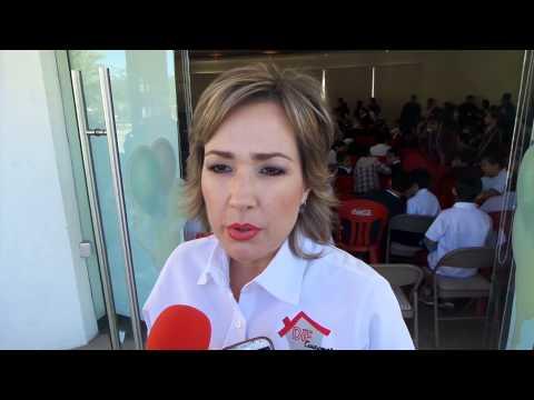 "Finalizará colecta ""Por un Guaymas sin frío"" - Ana Sofía Rubio de Claussen"