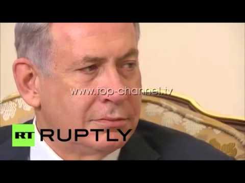 Netanyahu takon Putinin për Sirinë - Top Channel Albania - News - Lajme
