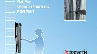 Brabantia Wallfix Dryer
