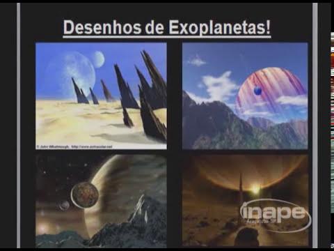 COSMOS X - Palestra Possibilidade de Planetas Habitáveis