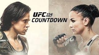 UFC 224 Conteo Regresivo: Nunes vs Pennington