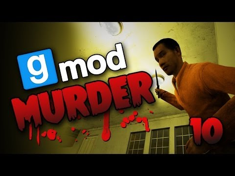 Let's Play 'Spin & Shoot' (Gmod Murder #10)