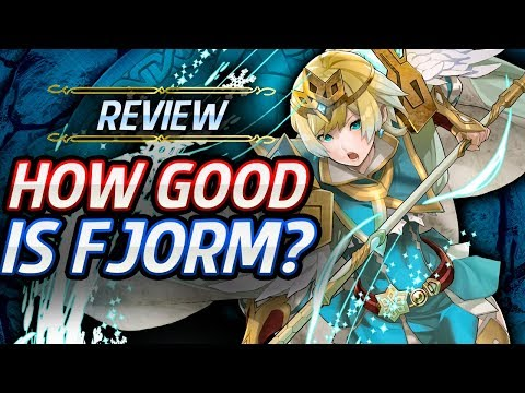 Fire Emblem Heroes - Unit Review: How GOOD is Fjorm? [w/ Skill Inheritance Guide]