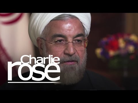 Iran's Hassan Rouhani on ISIS (Sept. 24, 2014) | Charlie Rose