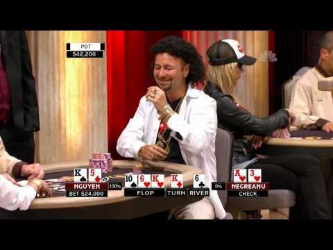 National Heads Up Poker Championship 2009 Episode 7 2/5 Video