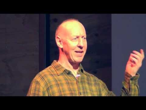 """Graffiti Beyond the Surface"": Steve Grody at TEDxSitka"