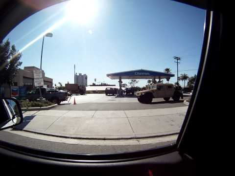 Army in Oceanside