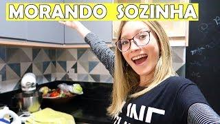 A VERDADE SOBRE MORAR SOZINHA!!!