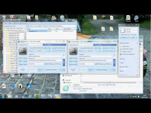 Cod waw mod tutorial : mod menu online/offline xbox