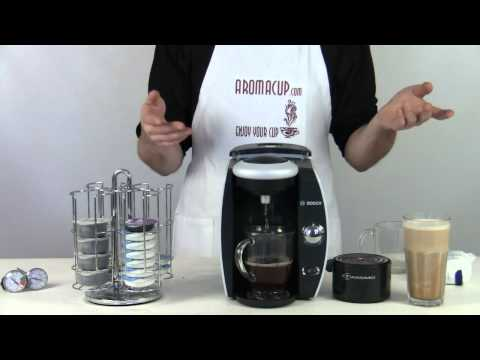 Bosch Coffee Maker Cartridges : Refill Tassimo T-Disc In Seconds How To Make & Do Everything!