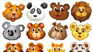 HUSH LITTLE BABY- Nursery Rhymes for Children with Animal Names