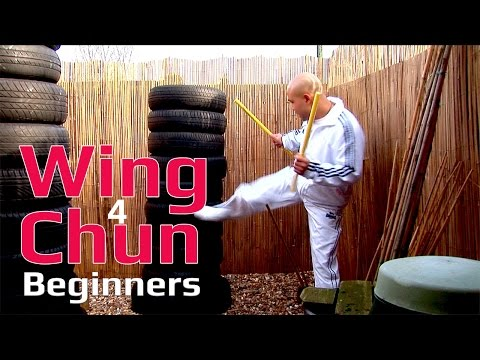 Wing Chun Lesson 60:Full energy drill & Training courses Image 1