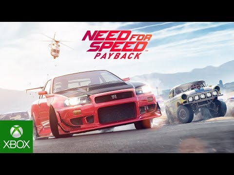 Need For Speed Payback Official Reveal Trailer