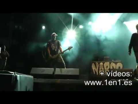 Narco en Viña Rock 2014 1º