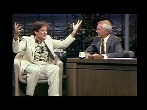 Robin Williams Carson Tonight Show 07 22 1982