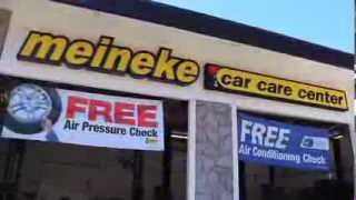 Meineke Services: Exhaust and Mufflers
