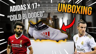 "adidas X 17+ ""COLD BLOODED"" 