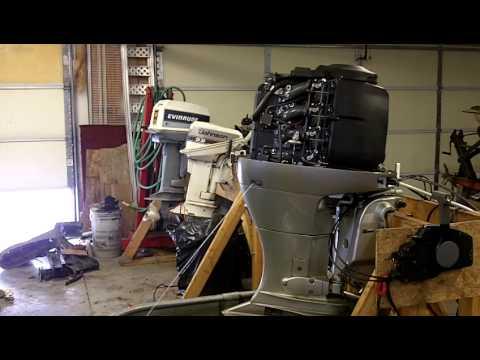 2006 Honda 90 Hp 4 Stroke Outboard Motor Youtube