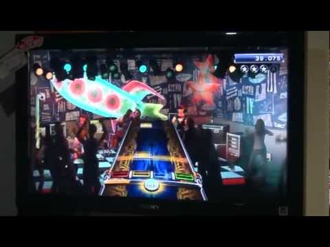 Rock band 3 : Rage against the machine-Killing in the name ( expert drums gold stars ) Music Videos