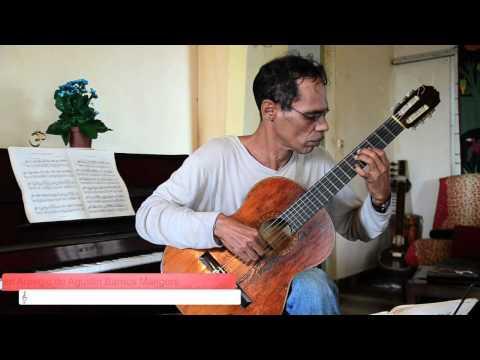 Барриос Мангоре Агустин - Estudio En Arpegio