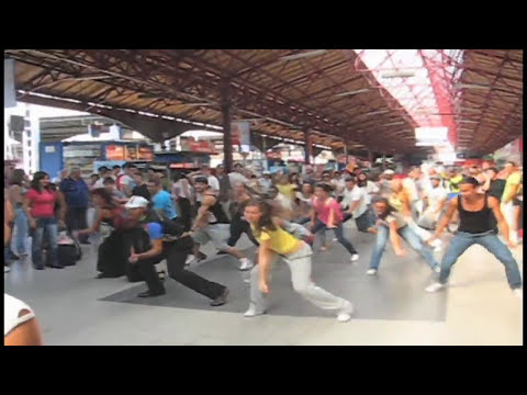Michael Jackson Tribute Flash Mob - Bucharest, Romania