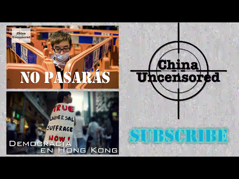 Anonymous declara la ciberguerra al gobierno de Hong Kong | China sin censura