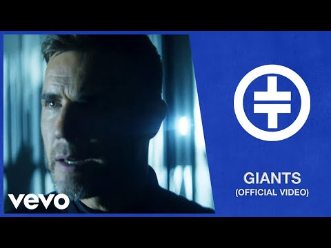 Take That - Giants (Official Video) Cover Album