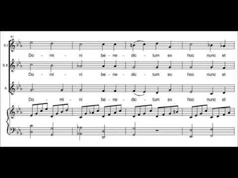 Феликс Мендельсон - Laudate pueri