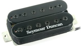 download lagu Epiphone Stock Pickup Vs. Seymour Duncan Full Shred Pickup gratis
