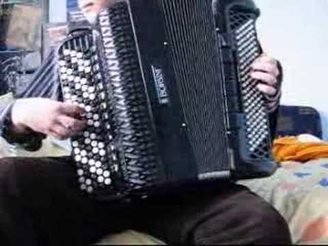 mario theme accordion Video