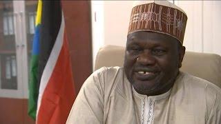 South Sudanese rebel leader and ex-Vice President Riek Machar flees to East Africa