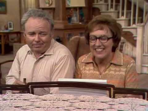All in The Family (Intro) S2 (1972)