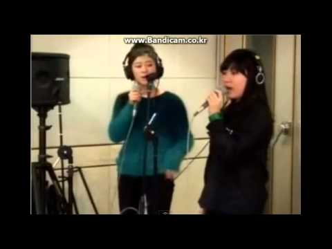15& (Park jimin, Baek yerin) RADIO LIVE [Alicia Keys - Put It In A Love Song(Feat. Beyonce)]