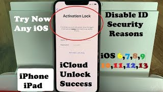 impossible icloud unlock✔ how to bypass icloud activation lock all models iPhone without Apple ID