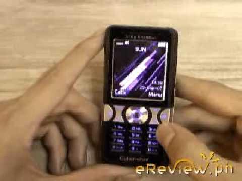 Sony Ericsson K550i Cyber Shot