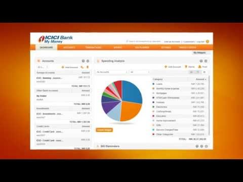 Icici Bank My Money video