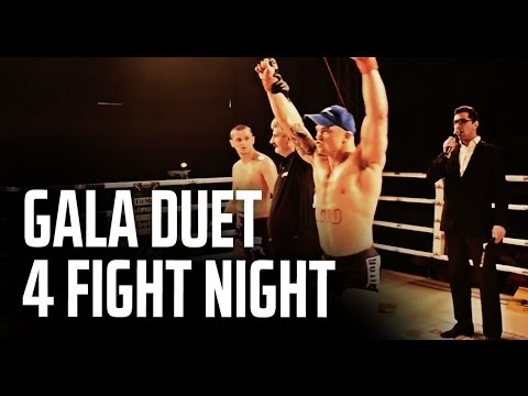 Bartosz Chyrek VS Artur Grabowski: Gala BAT & BOWKE DUET 4 FIGHT NIGHT 31.05.2014r.