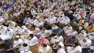 محاضرة الشيخ صالح المغامسي بجامع الدولة الكبير في الكويت بعنوان ( تأملات قرآنية)ــ